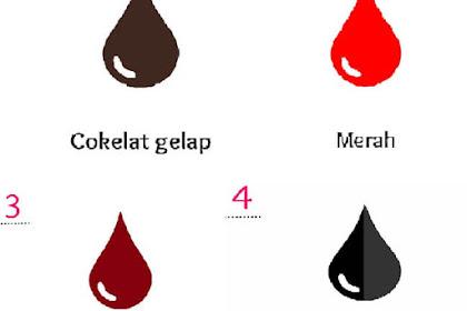 Info Penting Untuk Wanita, Jangan Abaikan! Waspadai Kesehatan dengan Mengenal Warna Darah Haid Anda