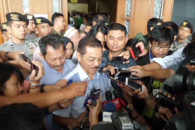 Munculnya Nama SBY Dalam Sidang E-KTP, Ini Kata Gamawan Fauzi