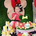Así le celebraron el cumpleaños a Paula la hija de Martín y Dayana Jaimes