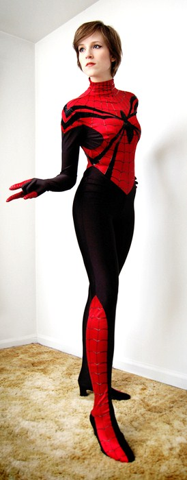 Spider Girl Cosplay  Greatswimsuits-3668