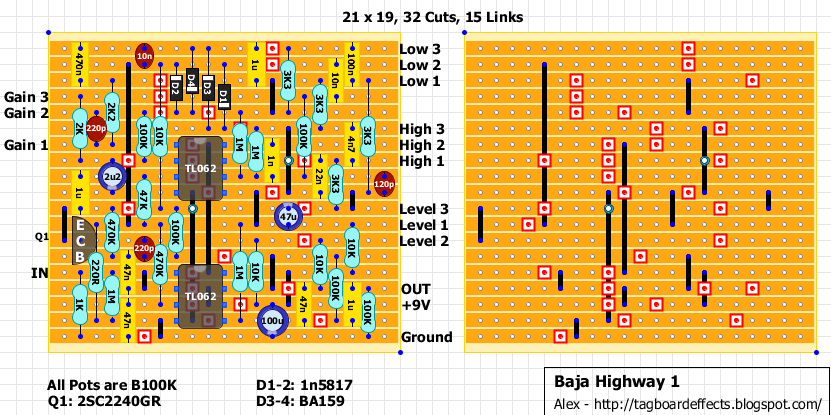 Guitar FX Layouts: Baja Highway 1 on boss lm-2 schematic, boss ce-3 schematic, boss od-2 schematic, boss ds 1 modification, boss ds 1 keeley mod, boss sd1 schematic, boss oc-2 schematic, boss sp1, boss ge-7 schematic, boss dm-2 schematic, boss overdrive schematic, boss hm-2 schematic, boss od-1 mod instruction, boss fs 6 footswitch schematic, boss metal zone, boss ph-1 schematic, boss ls 2 schematic, boss mt 2 schematic, boss blues driver schematic, boss ce-2 schematic,