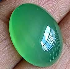 Membedakan Green Chalcedony, Chrome Chalcedony, Chrysocolla Chalcedony, Chrysoprase Chalcedony, Dyed Chalcedony