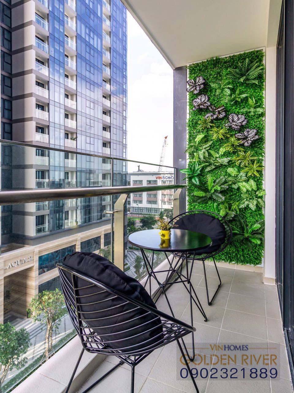 Vinhomes Golden River Aqua 1 cho thuê căn hộ 74m² - hình 7