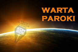 Warta Paroki Harapan Indah 17 - 18 Pebruari 2018
