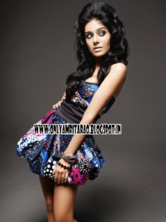 Amrita Rao-Funky-Dress-2