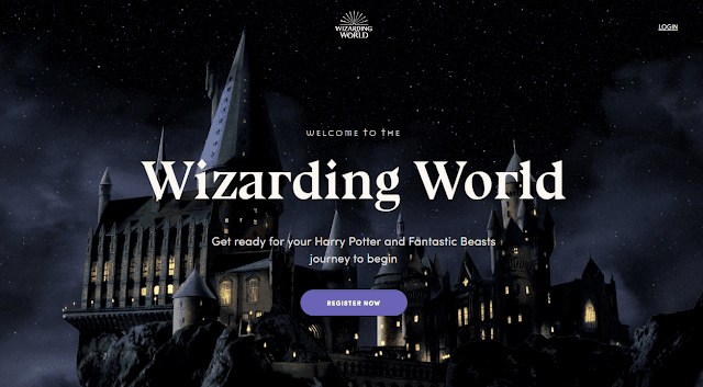 Portal 'Wizarding World Digital' já está no ar; faça o seu registro! | Ordem da Fênix Brasileira