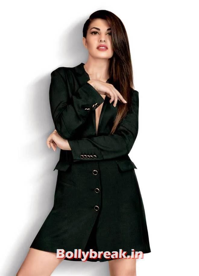 Jacqueline Harpers Bazaar Magazine Shoot, Jacqueline Fernandez Harper's Bazaar Magazine Scans