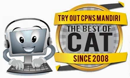 Aplikasi Software CAT CPNS sejak 2008