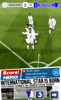 Score Hero Mod Apk Unlimited Money Terbaru