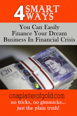finance your dream business