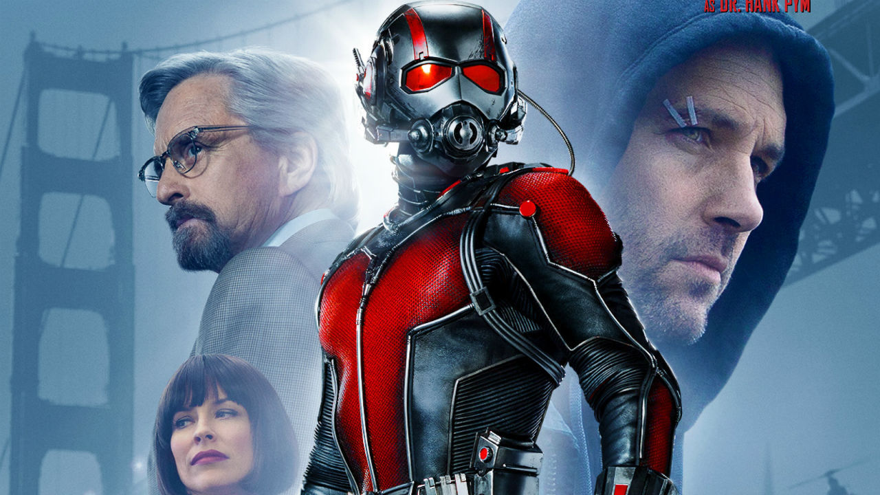 Ant-Man, Trailer