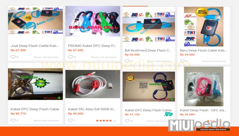 skema kabel DFC Qualcomm Xiaomi