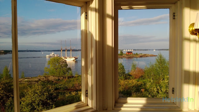 view from Saaristo