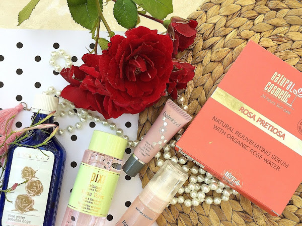 Lovely rose products you need to add to your skincare routine