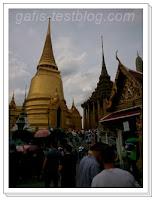 Königspalast in Thailand