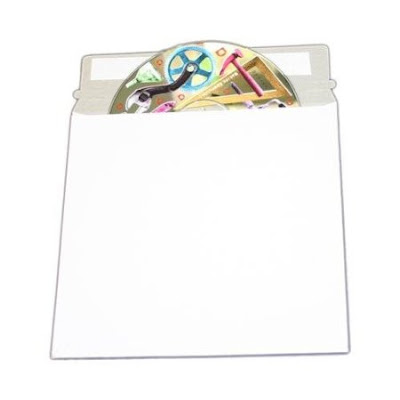 rigid dvd mailer