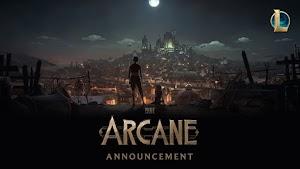 Arcane: League of Legends ganha série animada em 2020 e Clipe da música POP/STARS