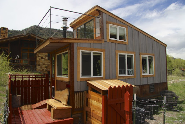 Clearstory Tiny House