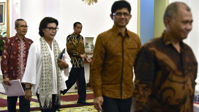 Tak Perlu Tunggu Pilpres Selesai, KPK Harus Telusuri Sumbangan Golfer untuk Jokowi