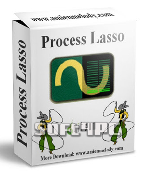 Process Lasso 8.1.0.0 Incl Key + x64 + Portable
