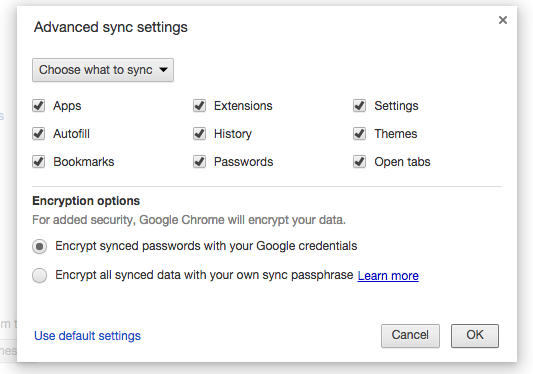 how to look at your saved passwords on google chrome