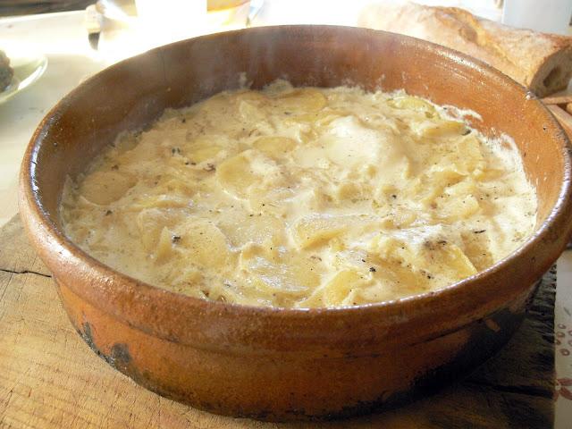 patatas con leche