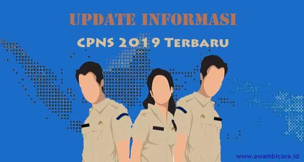Berita Formasi Lowongan Cpns 2019 terbaru hari ini