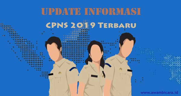 update informasi terbaru cpns 2019