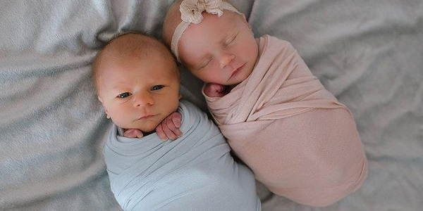 Newborn twin only lives for 11 days