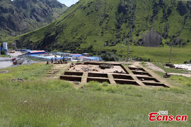 Earliest site of coal fuel found in Xinjiang