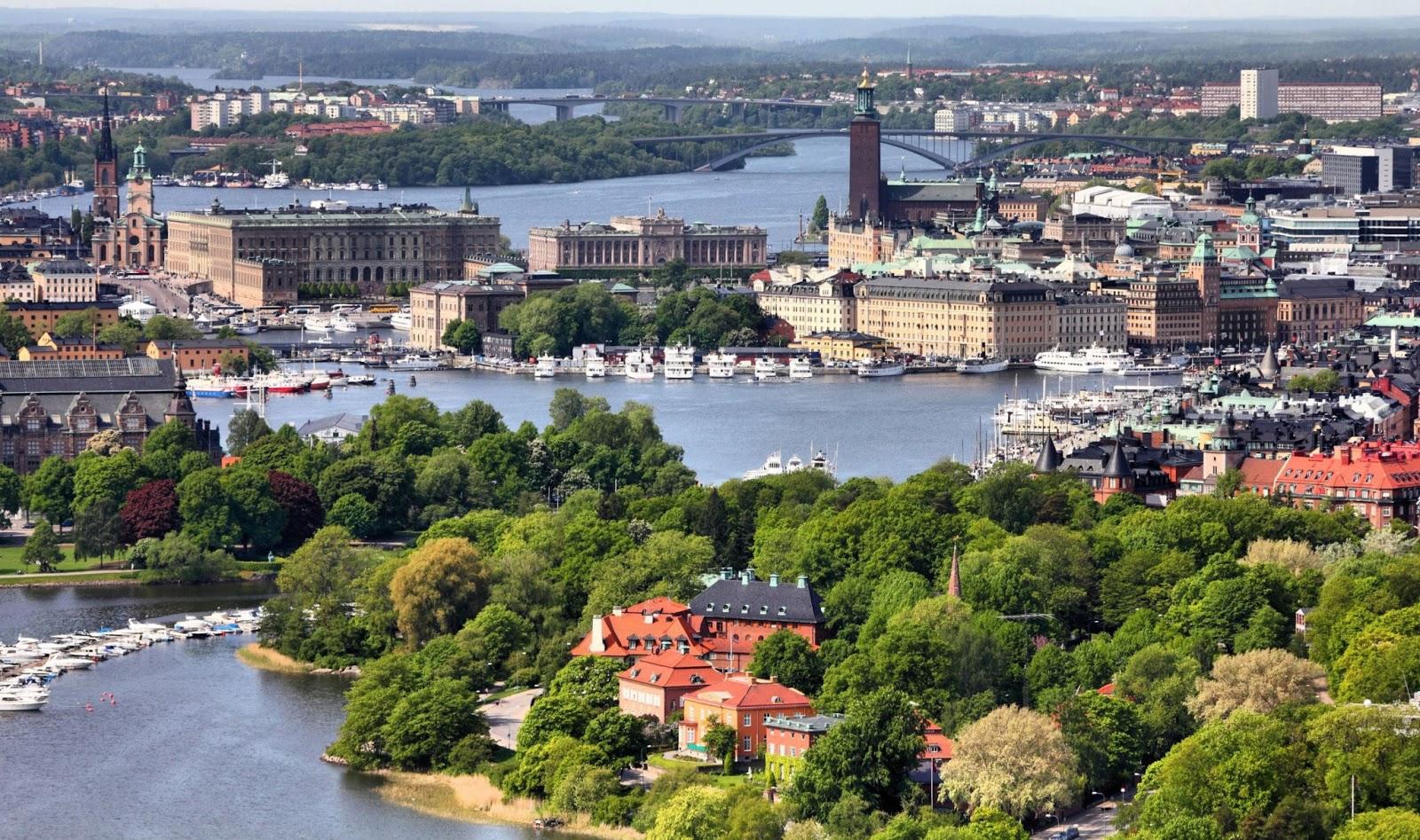 Travel & Adventures: Stockholm. A voyage to Stockholm ...