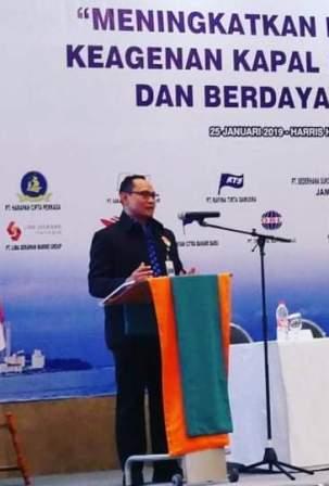 Kemenhub Dorong Usaha Keagenan Kapal Manfaatkan DIGITALISASI Guna Peningkatan Pelayanan Angkutan Laut