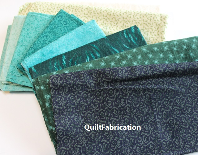 blender fabrics for chicken quilt