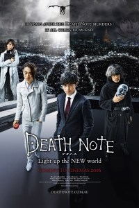 Download Film Death Note: Light Up the New World (2016) Bluray Subtitle Indonesia
