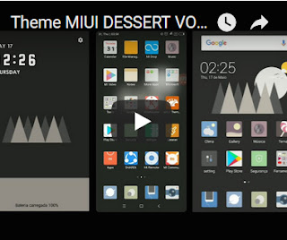 Download Thema Xiaomi Desert Voices TT For Redmi Themes  Thema Xiaomi MIUI Desert Voices TT Suport di Tema MIUI V9.5 / V9.6 / 9.7