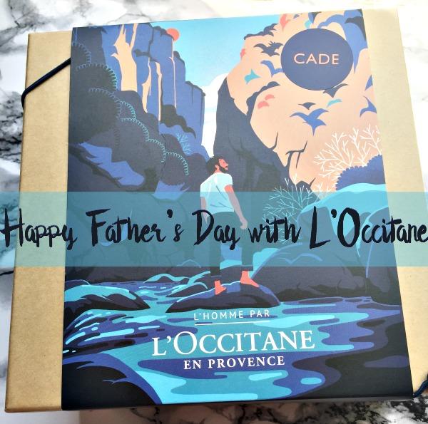 Celebrate Father's Day with L'Occitane!