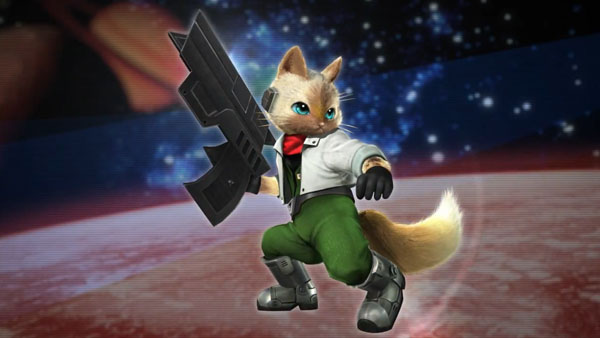 ¡Star Fox se va de caza en Monster Hunter Generations! 1