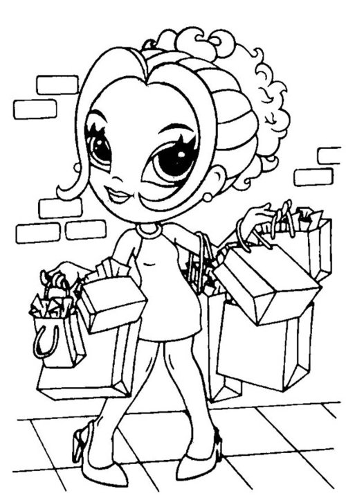 image regarding Lisa Frank Coloring Pages Printable named Totally free Coloring Web pages : Lisa Frank Coloring Web pages Absolutely free