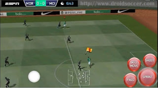 Download FIFA 14 Mod FIFA18 with League 1 Indonesian by Agus Baybbeat Apk + Data Obb