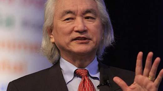 Michio Kaku: 'Contactaremos con extraterrestres este siglo'