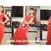Naagini Actress Mouni Roy Sexy Dance moves