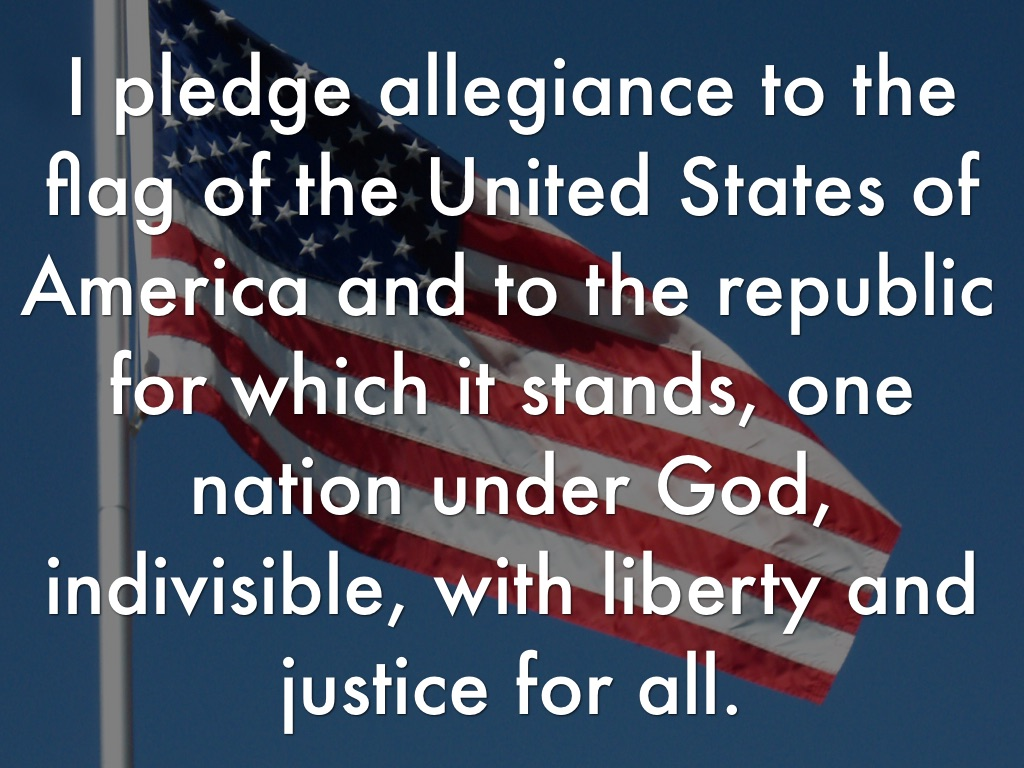 Arra News Service The Pledge Of Allegiance Amp Protesters