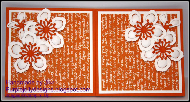 Jillian Selwood Independent Stampin' Up! Demonstrator