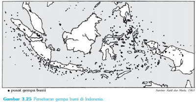 Artikel Gempa Bumi (Pengertian, Jenis, Penyebab, Skala, Rumus)
