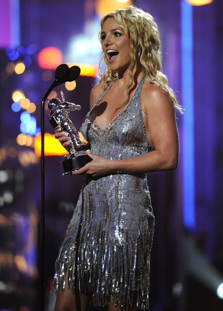 Red Carpet Dresses: Britney Spears - American Music Awards