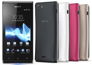 Sony xperia j user manual pdf.