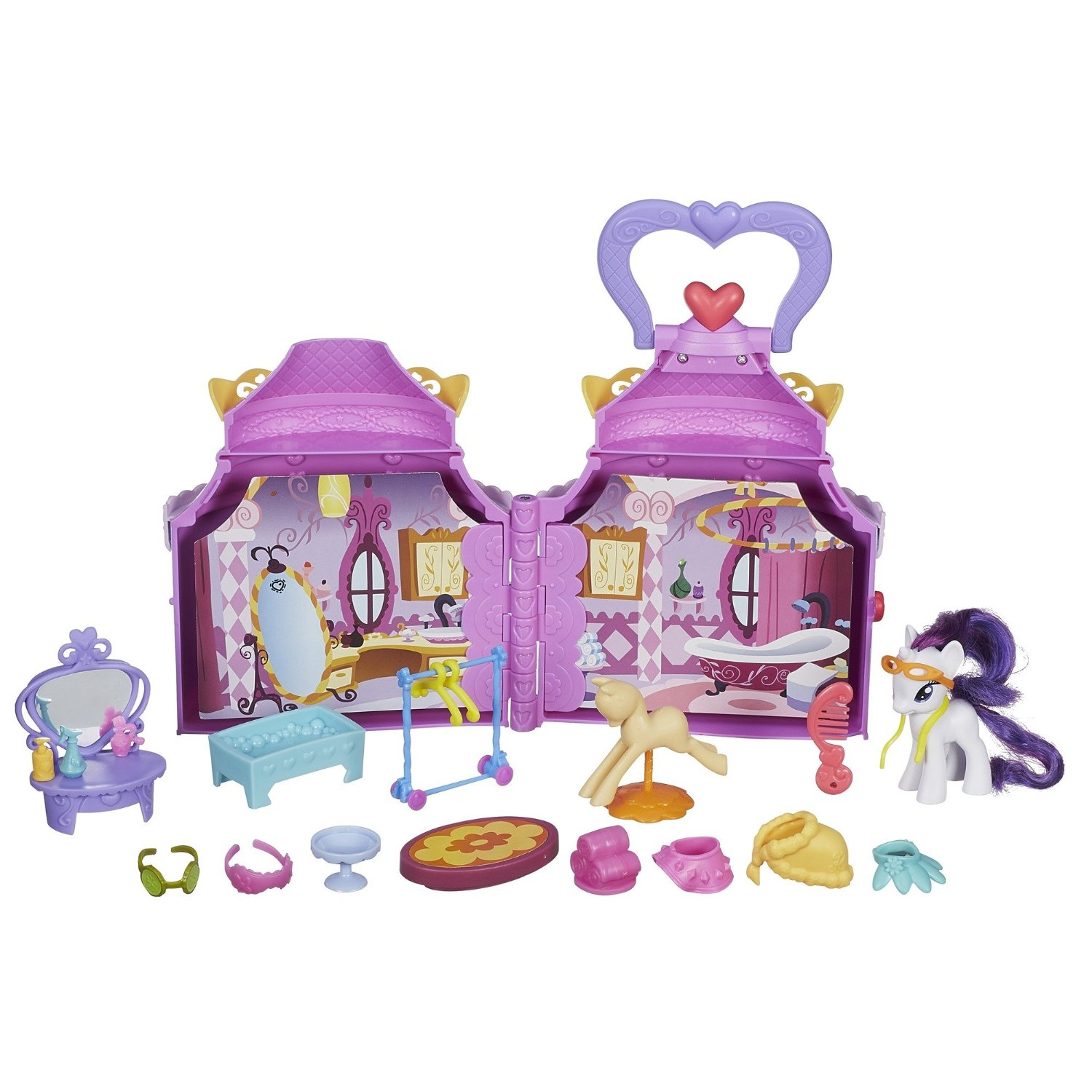 Pony Playset Mynk Lashes