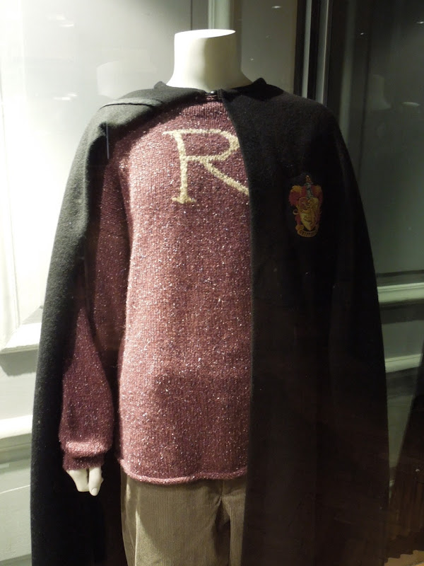 Ron Weasley R costume Harry Potter