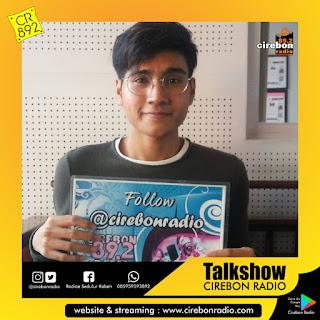 """Talkshow Sareng Kang Yory Fortuna Perkawis Single Teranyare """" Mencinta """""""