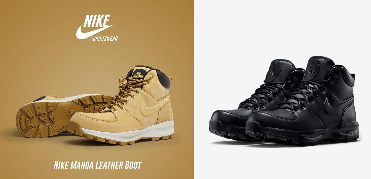 62902939ccf  39.98 (Reg.  89.99) Nike Men s Manoa Leather Boots! - qpanion